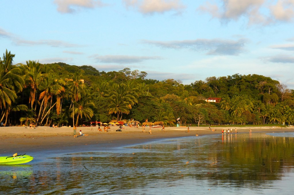 Samara, Costa Rica. Photo: Eeva Routio