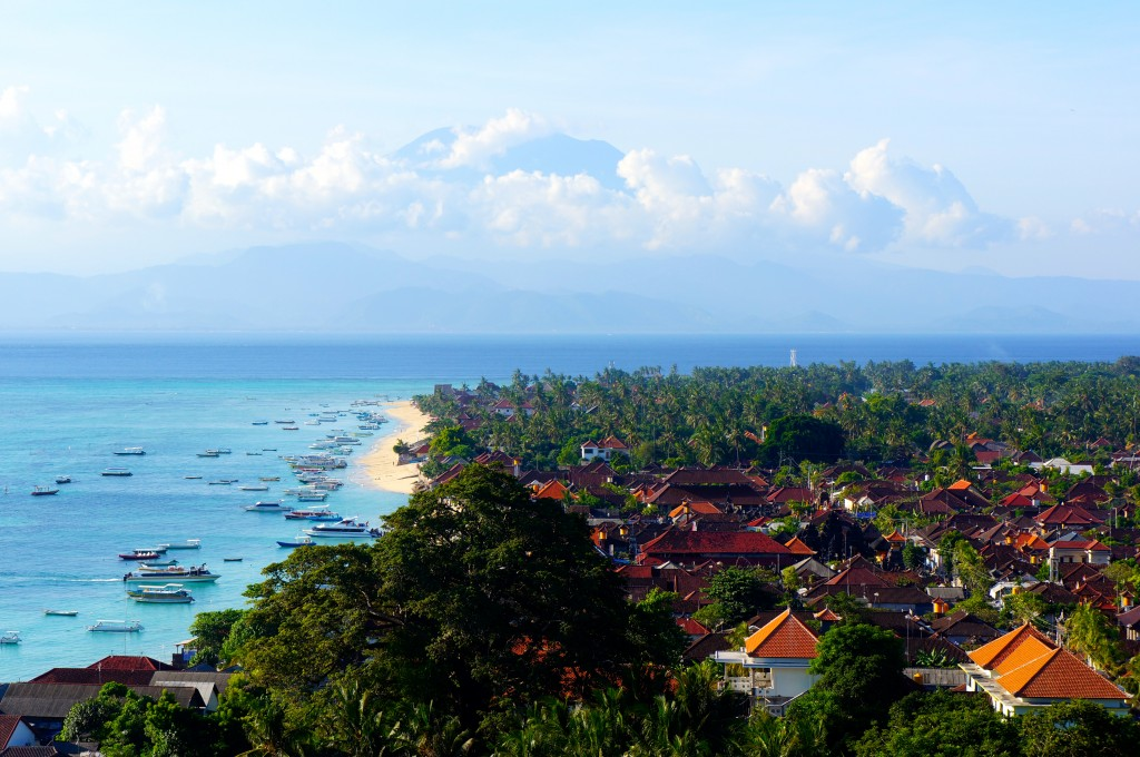 Nusa Lembongan Island. Photo: Eeva Routio