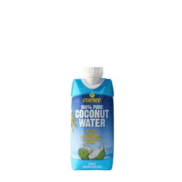 Pure Coconut Water 330mL Tetra Pack