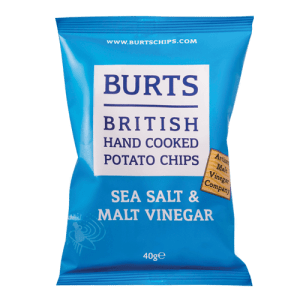 Sea salt and malt vinegar