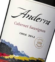 Anderra Cavernet Sauvignon