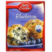 Betty Crocker Muffin MixBlueberry