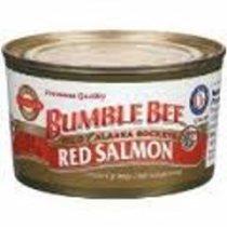 Bumblebee Red Sockeye Salmon