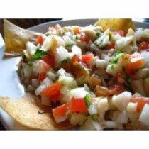Ceviche - Conch