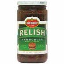 Delmonte Burger Relish