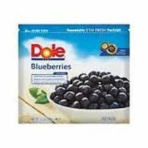 Dole Frozen Blueberries