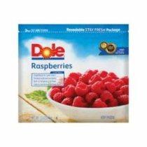 Dole Frozen Raspberries