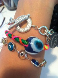 ~ My ever growing obsession with the Evil Eye continue ~