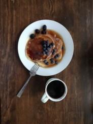 ~ Home made pancakes. ~