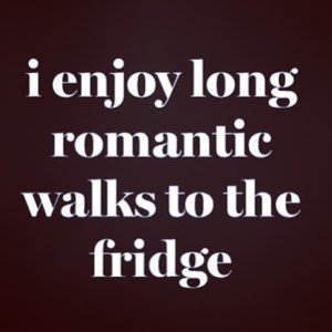~ Ramadan Romance with the fridge lol ~