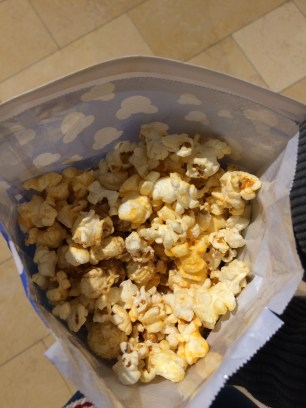 ~ Addiction: The Chicago popcorn (had to request it) ~