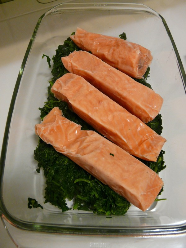 lower cholesterol salmon