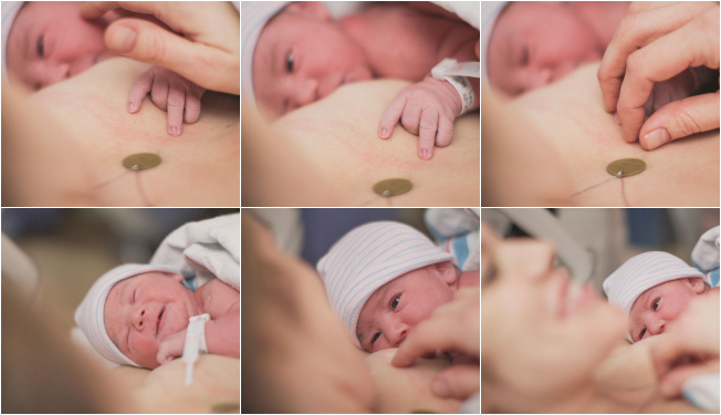 marion birth