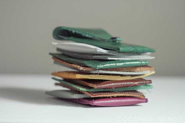 Coconut Robot Pocket Wallet-52
