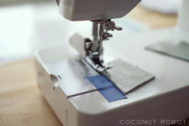 Coconut Robot Pocket Wallet-63