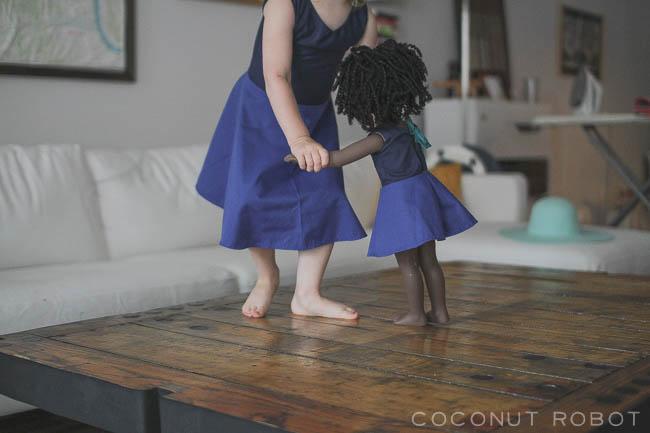 Doll Dress-64
