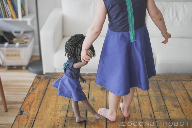 Doll Dress-75