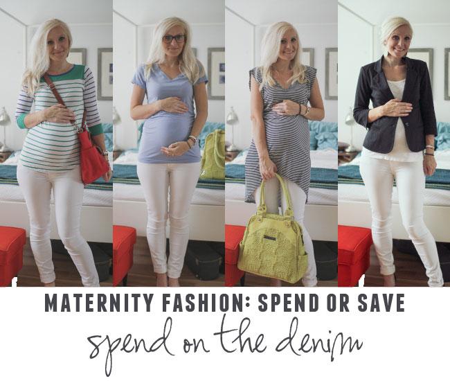 Maternity-Fashion-Spend-on-Denim