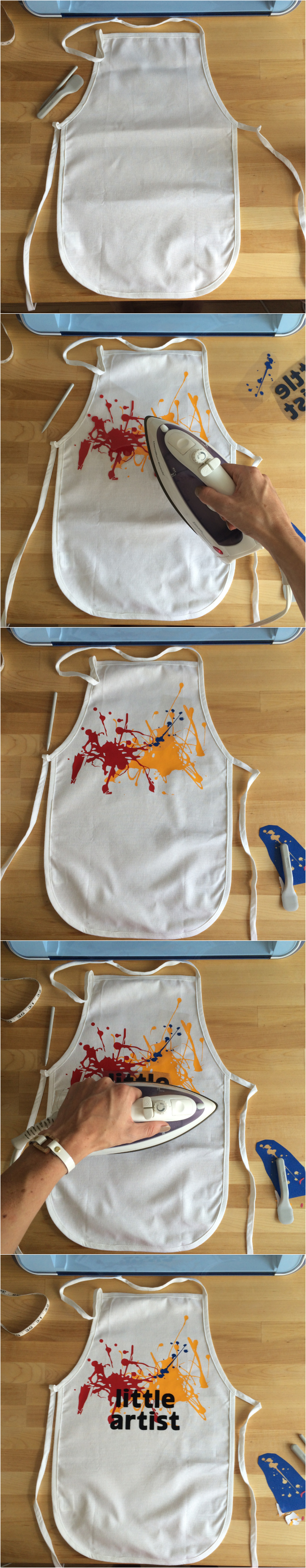 little artist apron