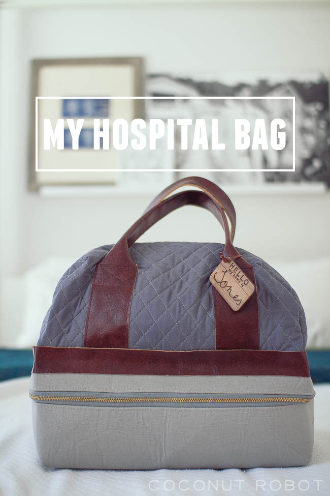 my hospital bag