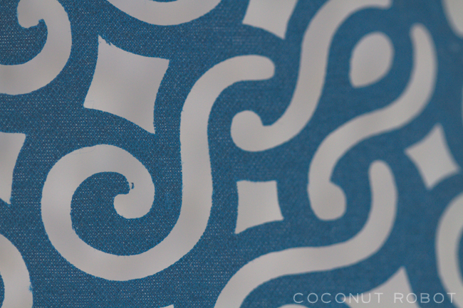 ScanNCut | Fabric Detail