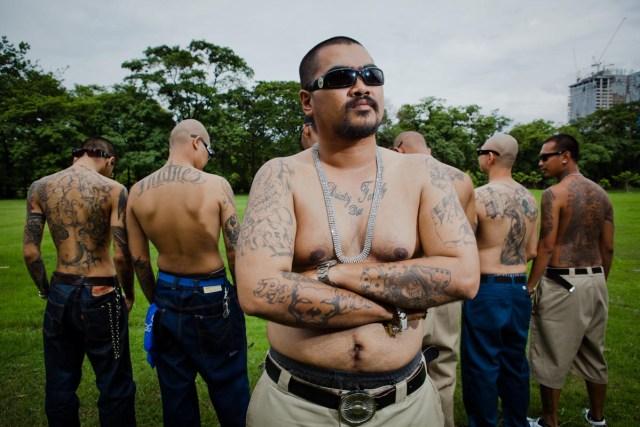 bangkok's 'mexican' gangsters
