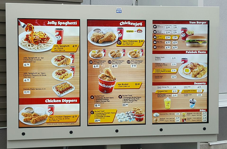 Prices And Jollibee Menu Delivery