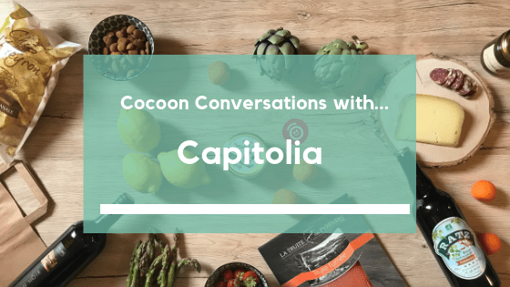 Cocoon Conversations with... Capitolia!