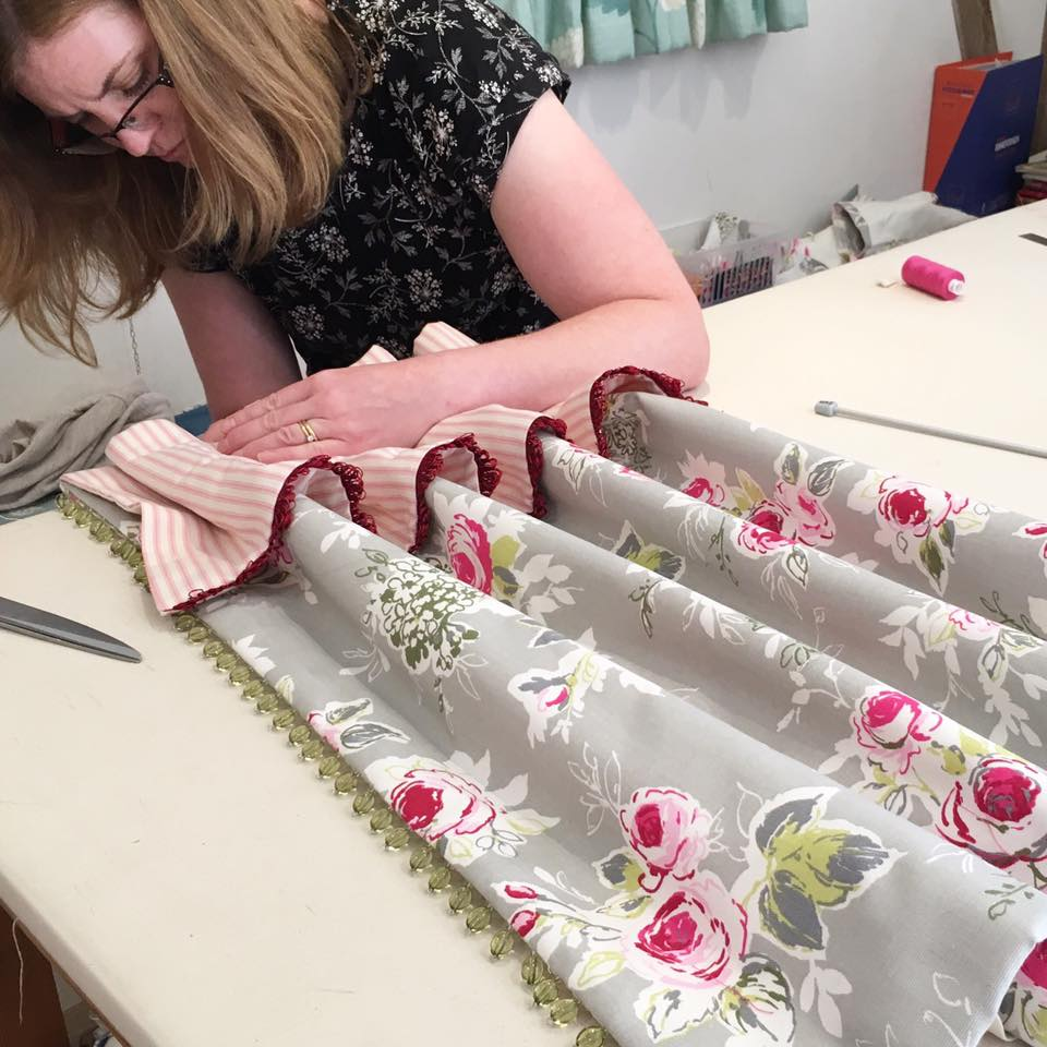 Short courses - curtain making course