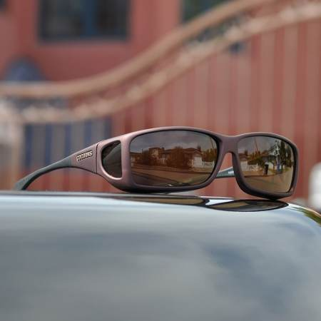 Stylish fitover sunglasses