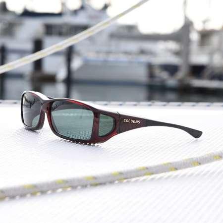 Black Cherry Black Cherry Cocoons Fitover sunglasses
