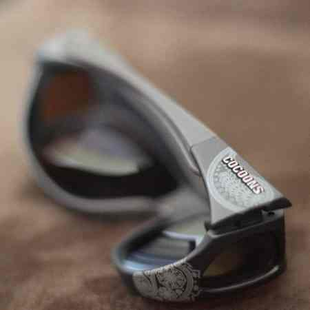 Jewelery quality fitover sunglasses