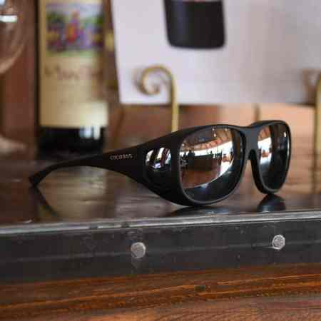 Cocoons fitover sunglasses are high performance