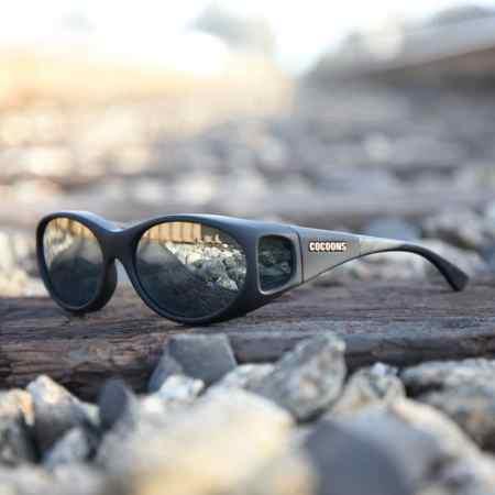 Fitover sunglasses silver mirror cat eye