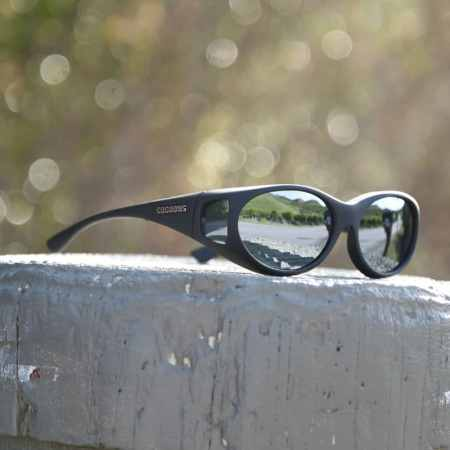 Cocoons streamline fitover sunglasses for women