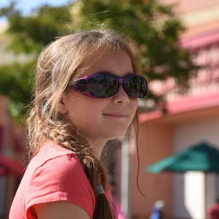 cocoons fitover sunglasses in minislim can fit children