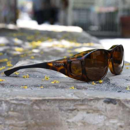 luxury cocoons fitover sunglasses