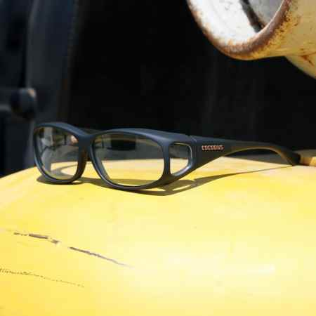 Clear polycarbonate lens system