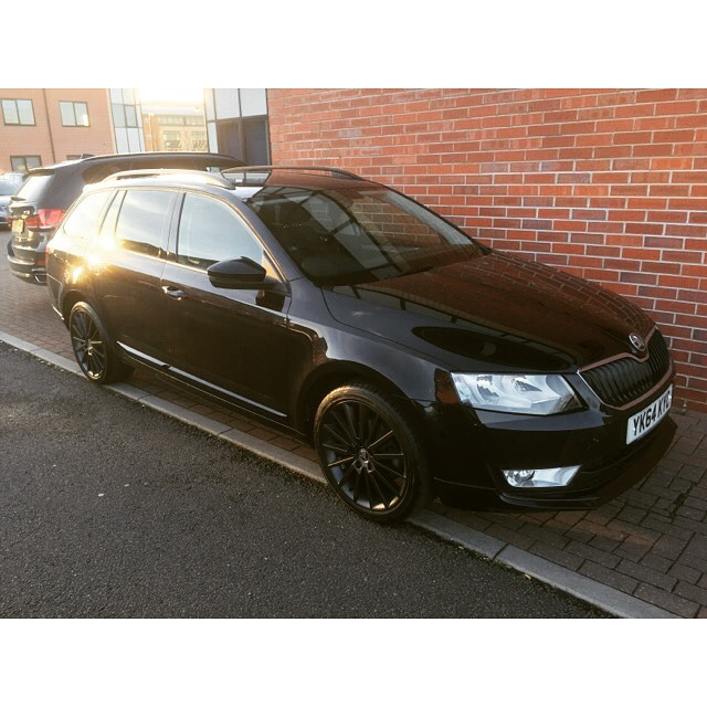 Skoda Superb available! Not listed in the website yet! car