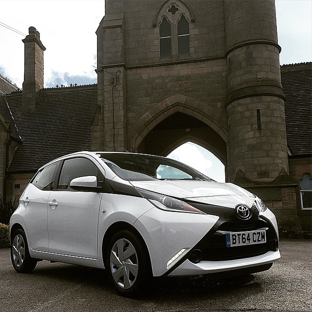 The Toyota Aygo on Short Term Car Leasing! From just £195 plus vat per month based on a minimum term of 3 months!