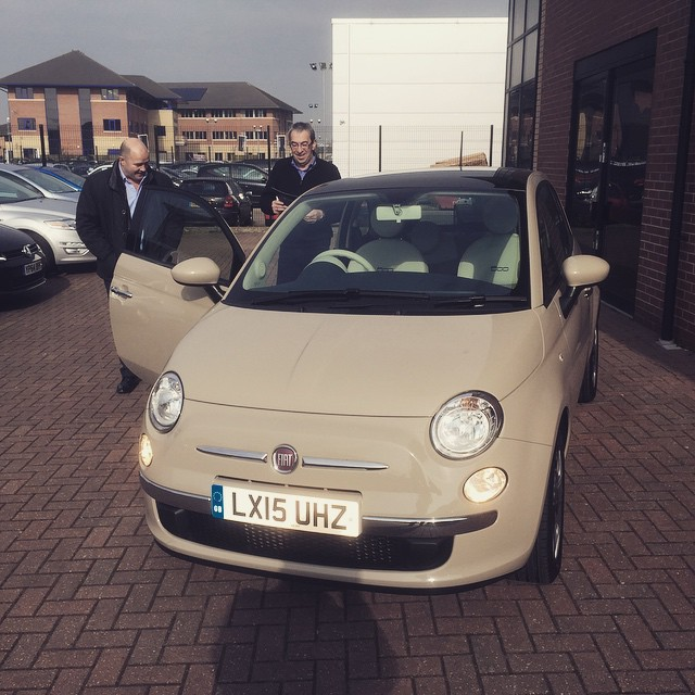Going Out Now: Fiat 500