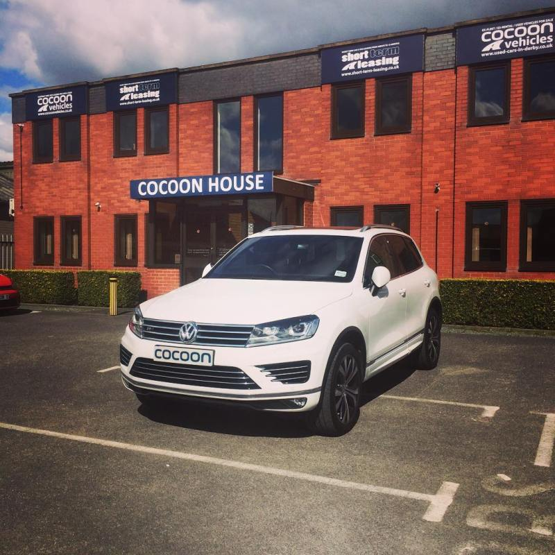 We have a lovely new TDi V6 5dr in  If you would like more information about any of the vehicles we have available, please don't hesitate to give us a call on 01332290173 or visit www.cocoonvehicles.co.uk