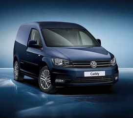 VW Caddy Edition 2016 available from Cocoon Vehicles