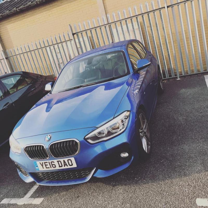 "BMW 1 Series available for Short Term! Short and Long Term Car Leasing : 0330 330 9425 : or GOOGLE ""Cocoon Vehicles"""