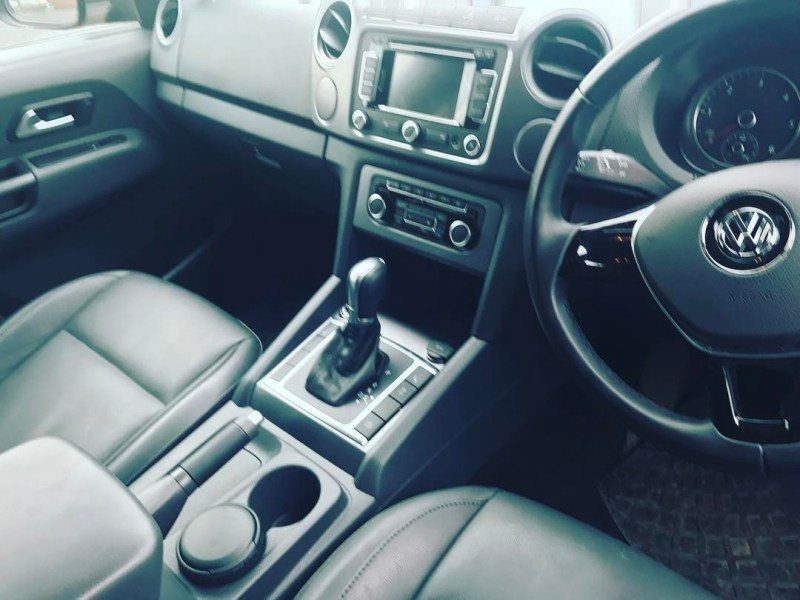 """We love the inside of the VW Amarok! Short and Long Term Car Leasing : 0330 330 9425 : or GOOGLE """"Cocoon Vehicles"""""""