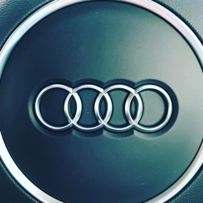 """Audi A1 Sportback 1.4 TFSI being prepped ready for handover today. Short and Long Term Car Leasing : 0330 330 9425 : or GOOGLE """"Cocoon Vehicles"""""""