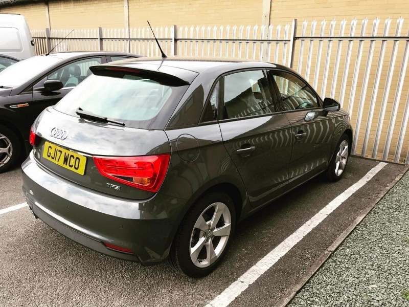 """New Audi A1 arrived ready to be swapped with an existing customer! Short and Long Term Car Leasing : 0330 330 9425 : or GOOGLE """"Cocoon Vehicles"""""""