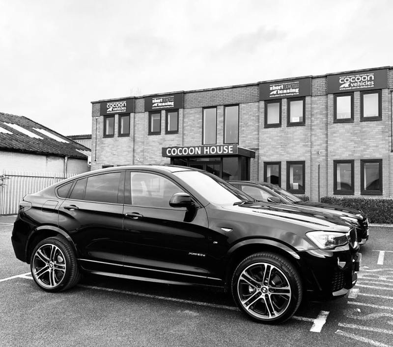 BMW X4 is off to Leicester for a new customer. Available and in stock on Short Term Flexible Contracts! Flexible Vehicle Leasing   No Silly Upfront Payments   Individuals & Corporate Welcome  01332 290173