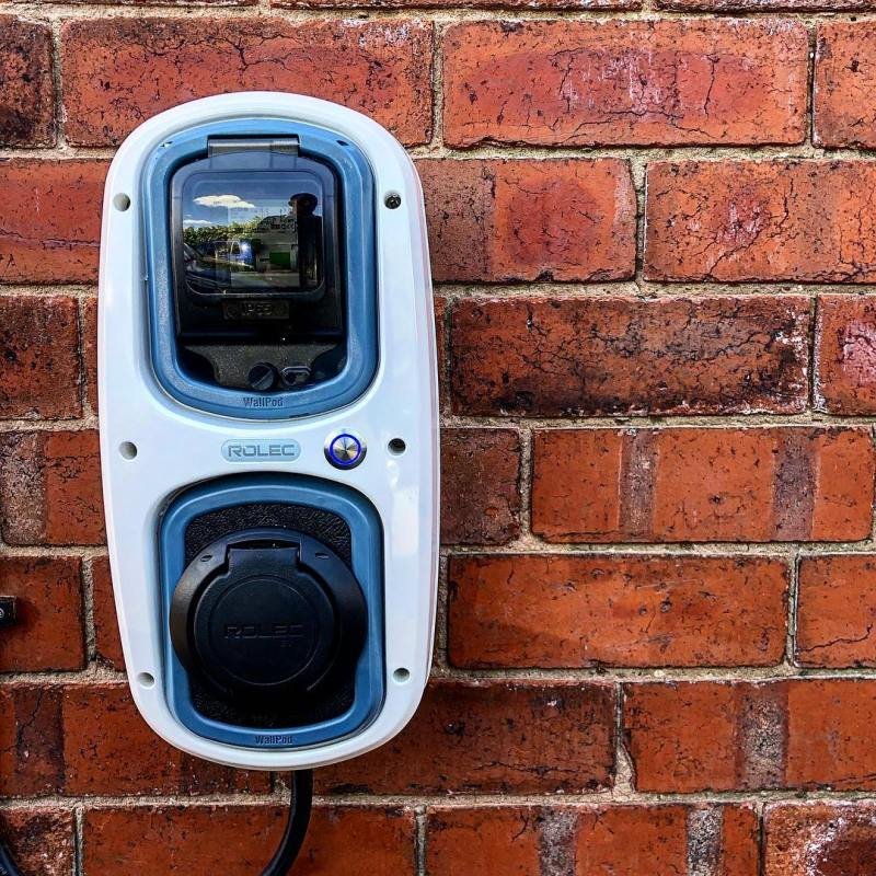 We now have charging points at our Belper offices and will be soon added to @zap.map for public use so long as we receive a donation for @rspcaderby (Max. 1hr charge) - Call the team for more information @fullychargedshow @bobbyllew @jonnycarpervert