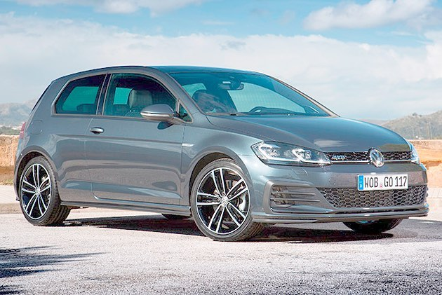 CANCELLED ORDER: We've got 2x VW Golf GTD 3dr DSG in Pure White or Indium Grey available for immediate delivery. Call the team on 01332290173 to reserve yours!
